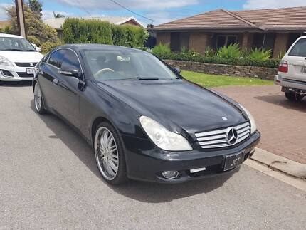 Merc CLS500 2005 in great condition
