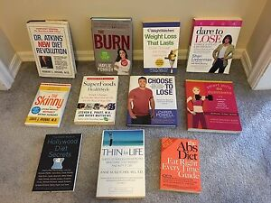 Collection of Diet Books