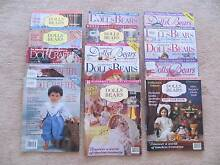 Dolls and Bears Magazines South Morang Whittlesea Area Preview