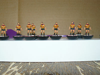FORT LAUDERDALE STRIKERS 1977 SUBBUTEO TOP SPIN TEAM