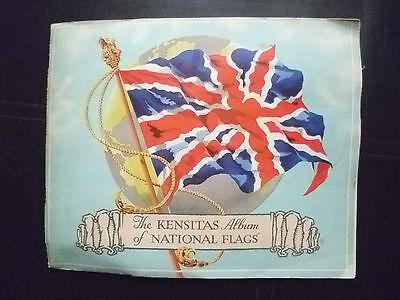 The Kensitas Album of National Flags 36 of 60; Kensitas Cigarettes Flag