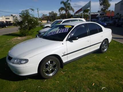 2002 Holden Commodore Sedan VX II DUEL-FUEL LOW KMS !!!!!!!!!!!!! East Rockingham Rockingham Area Preview