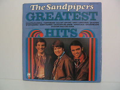 LP  The Sandpipers - Greatest Hits