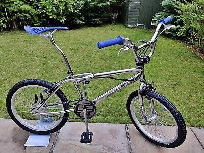 1996 DYNO COMPE by GT 100% Chrome Retro BMX Old School Bike Haro Skyway USA Gyro