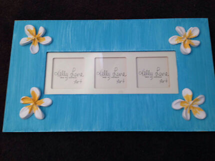 Kelly Lane picture frame frangipani  Carrum Downs Frankston Area Preview