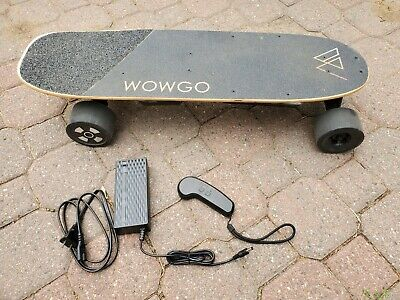 "Wowgo Mini 28"" Electric Skateboard"