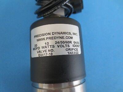 Gems - Predyne 3-way Directional Control High Flow Solenoid Valve D3417-10