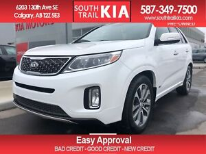 2015 Kia Sorento SX , AWD, LEATHER SEATS, MOONROOF, HEATED SEATS