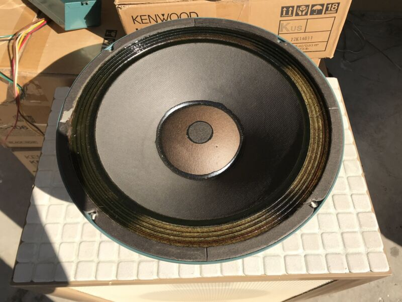"""Vintage Altec 414A 16 Ohms 12"""" Woofer Driver Works Great No Issue"""