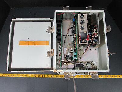 Cohu Control Receiver Hoffman Enclosure Mpc-d-111 So 1640 Mod Er9103c Sku C Cs