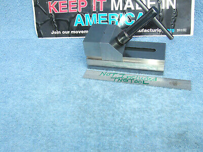 Machinist Grinding Vise Whermann Schmidt Wrench Toolmaker Surface Grinder Clean