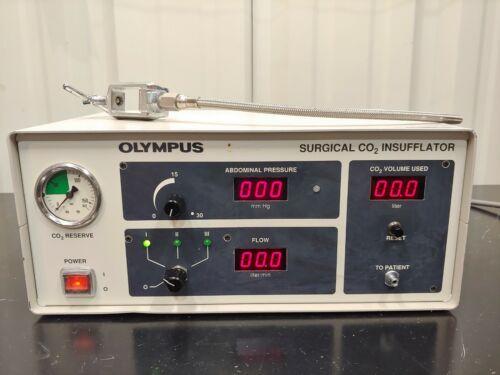 Olympus Surgical CO2 Insufflator 7 Liter 01-03500-A2 Medical Endoscopy Endoscope