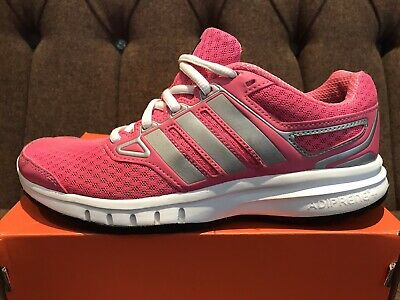 Adidas Adiprene Plus Trainers Size UK 5 Pink Worn Once Excellent