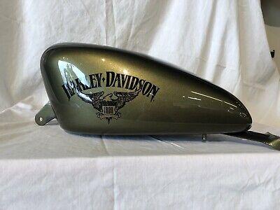 Harley-Davidson Sportster XL Fuel Tank 61000222DZW 3.3 Gal
