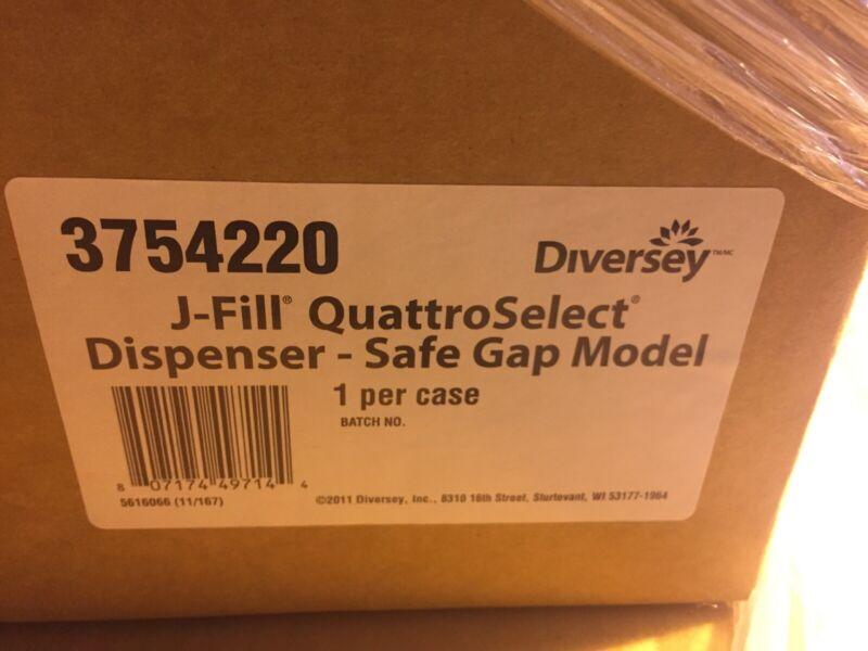Johnson Diversey J-Fill Quattro Dispensing System 3754220
