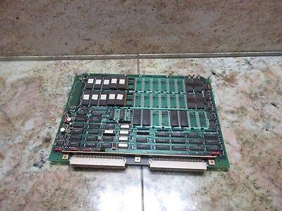 Mazak Vqc 2040 B Cnc Vertical Mill Mitsubishi Board Fx84a-5 Bn624a353h02