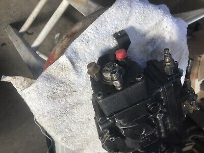 Case International 484 464 454 385 485 2400 Injector Pump Bosch