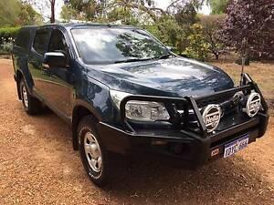 2012 Holden Colorado Dual Cab Leschenault Harvey Area Preview