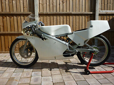 Honda RS125 1987 Classic Road Racing Motorcycle