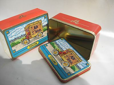 Blechdose Agfa unbenutzt aus dem Jahr 1955 mit original verpackung