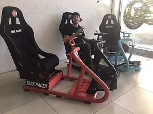 Red Trak Racer RS6 demo model. RRP$729 Brunswick East Moreland Area Preview