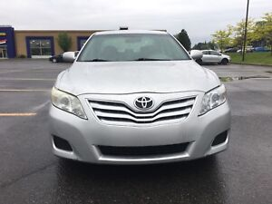 2011 Toyota Camry LE, not Taxi