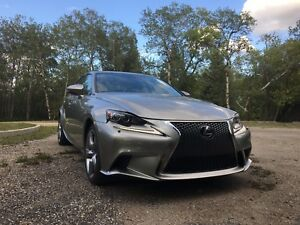 2015 Lexus IS350AWD Executive Package w/Fsport