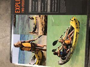 2 person kayak inflatable