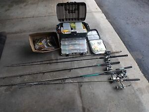 All Fish tackle !!tackle and rods for all game fish