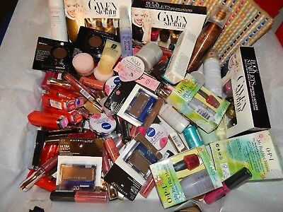 New Lot Mixed Makeup Face Make Up Womens Girls Teen Ladies x10 pc Set Lot in Bag