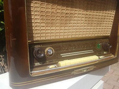 antikes radio antigua saba meersburg automatik 7