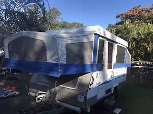 Chevron Barra Caravan/Camper Trailer Chinderah Tweed Heads Area Preview