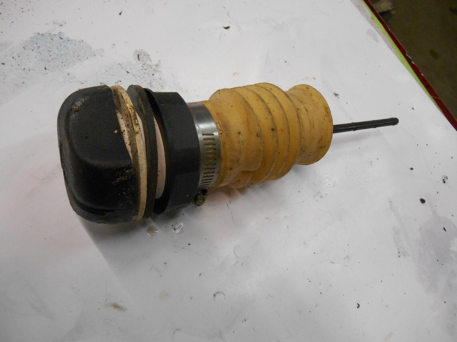 SeaDoo SPI XP SPX GTX GTS GTI SP Oil Tank Fill Cap Neck hose dipstick