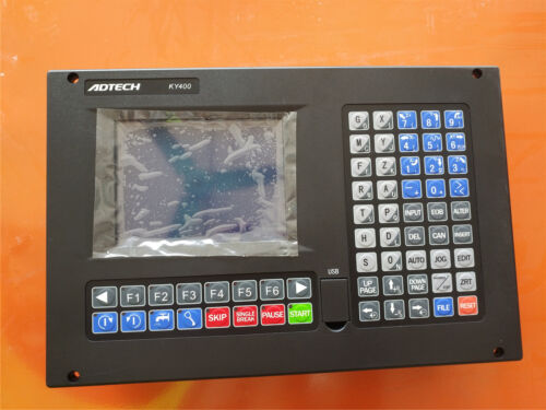 1pc Used Adtech Ky400 Cnc Control System