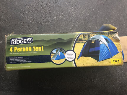 Camping Gear - tent, gazebo, inflatable double mattress, pump, cooktop