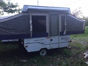 Jayco  8ft tent trailer