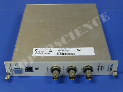 National Instruments Ni Scxi-1600 Usb Data Acquisition And Control Module
