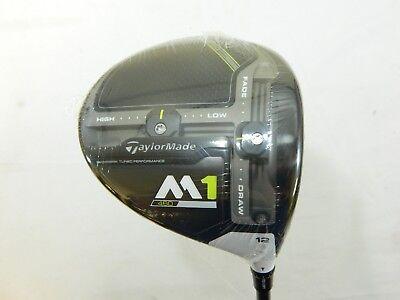 New Taylormade M1 17 460 12* Driver Fujikura Pro Senior flex Graphite M-1 460