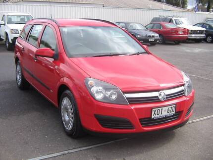 2007 Holden Astra Wagon Clovelly Park Marion Area Preview