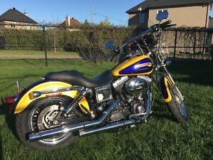 Harley Davidson Dyna(bas kilo)