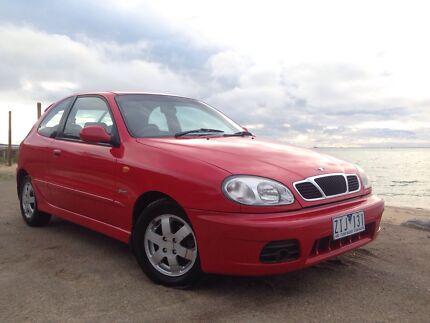**2003**Daewoo Lanos Sport**Auto*Only 149km's Immac! Reg & RWC  Mornington Mornington Peninsula Preview