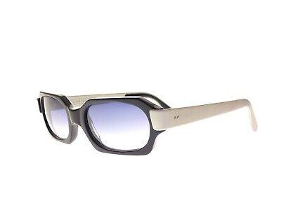 Kirk Originals Billy Black/Silver - Unworn Deadstock Sunglasses
