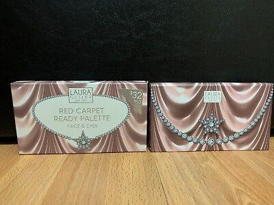 BRAND NEW Laura Geller Red Carpet Ready Palette Face & Eyes $63 RETAIL VALUE
