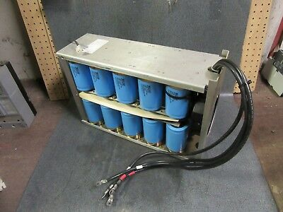 Eaton Dc Capacitor Bank Assembly 101614091 Warranty Included