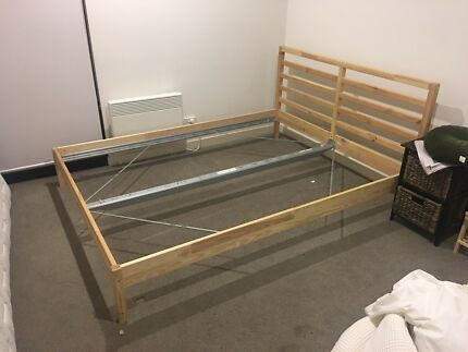 IKEA TARVA Bed frame - Double | Beds | Gumtree Australia Knox Area ...