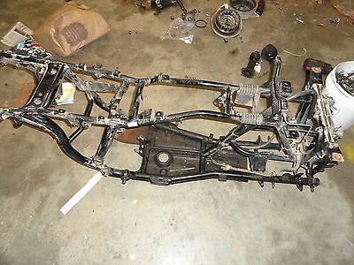 Yamaha 400 Kodiak 1998 98 frame 4x4 4wd