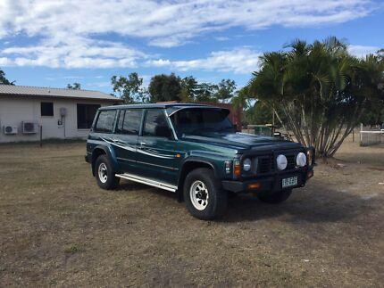 Nissan Patrol Wagon 1997  Yabulu Townsville Surrounds Preview