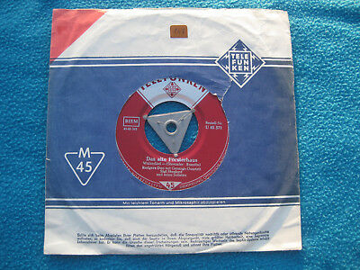 "Das alte Försterhaus/Kathrein Rodgers-Duo anno 1954 Vinyl Single 7"" Near Mint+!!"