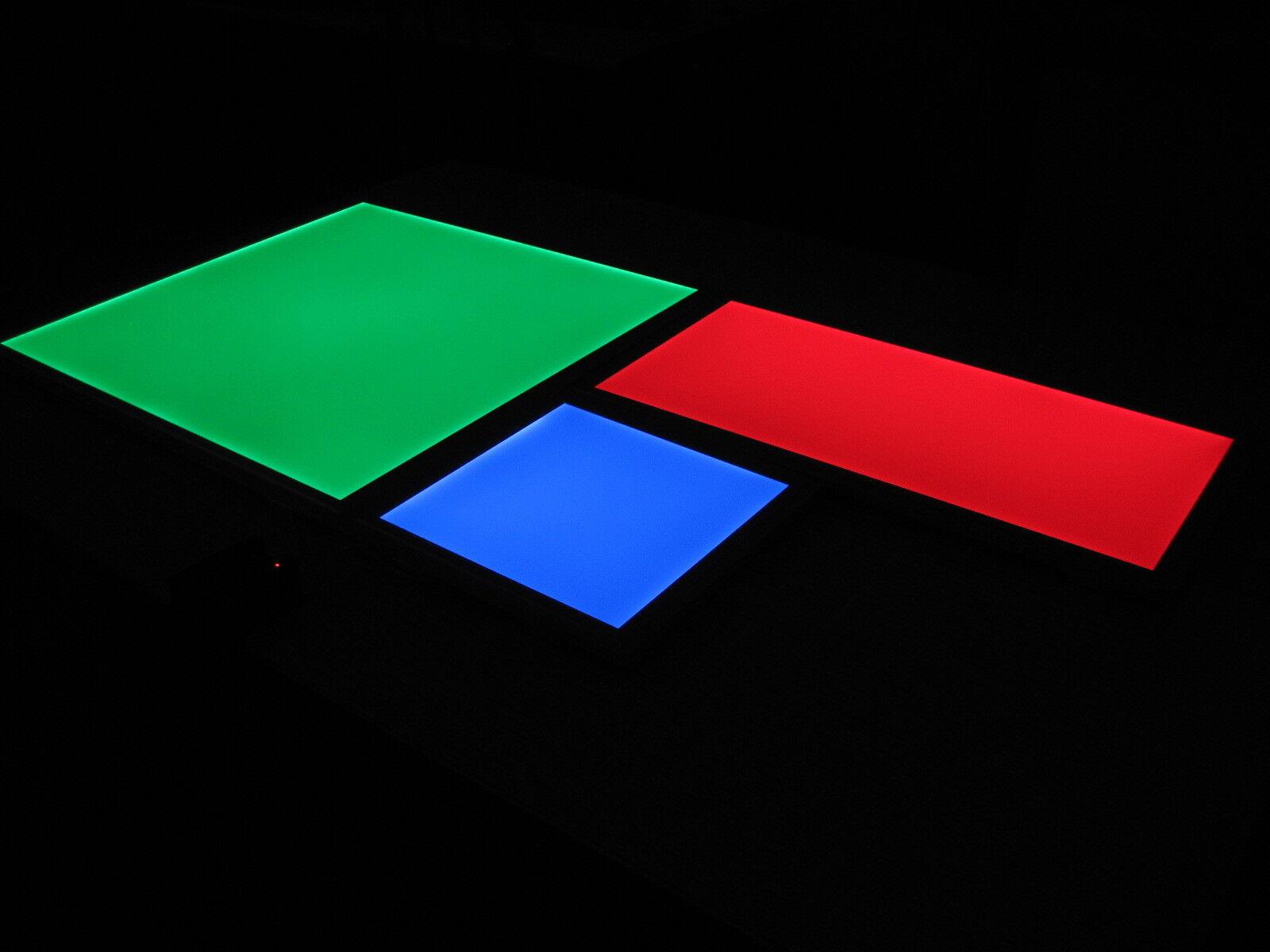 Plafoniere Rgb : Rgb pannello plafoniera led w cm lampada lampadario