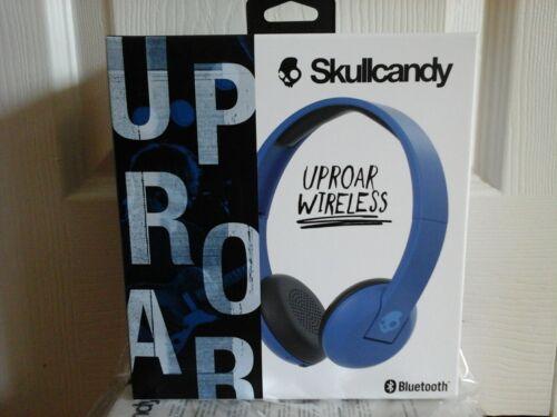 Skullcandy Uproar Wireless On-Ear Headphones Royal blue S5URJW-546